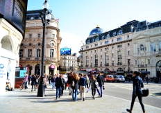 Ruas de Londres